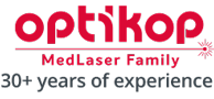 Optikop MedLaser Family. 30+ years of experience.